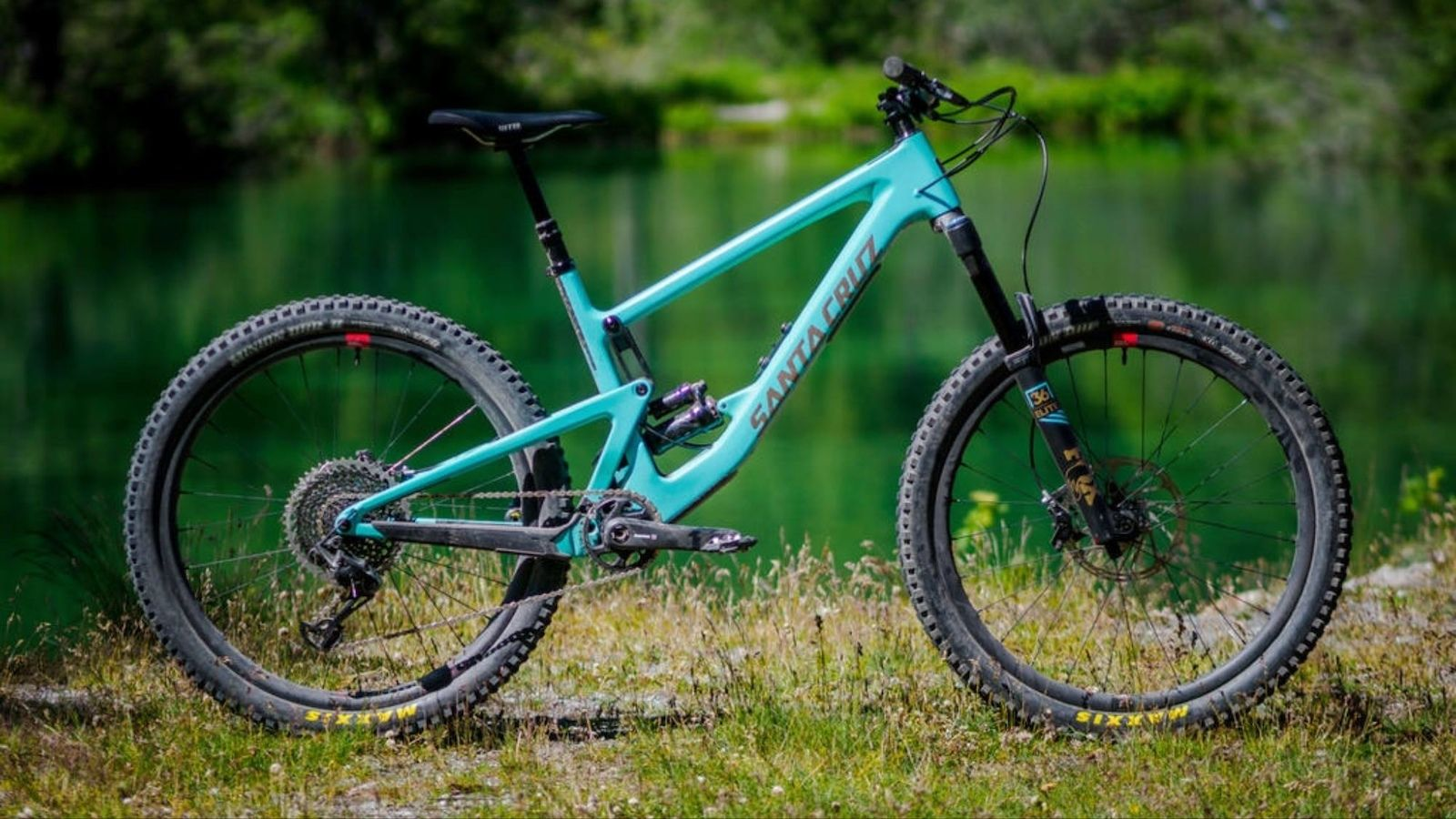 Santa Cruz 2019 Bronson Montain Bike Santa Cruz Bronson