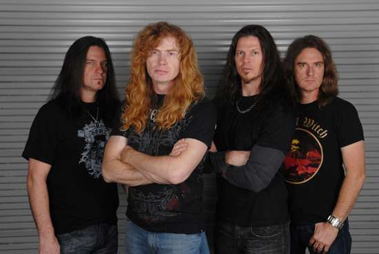 I Pissed Off Megadeth This Week, My (Former) Favorite Band