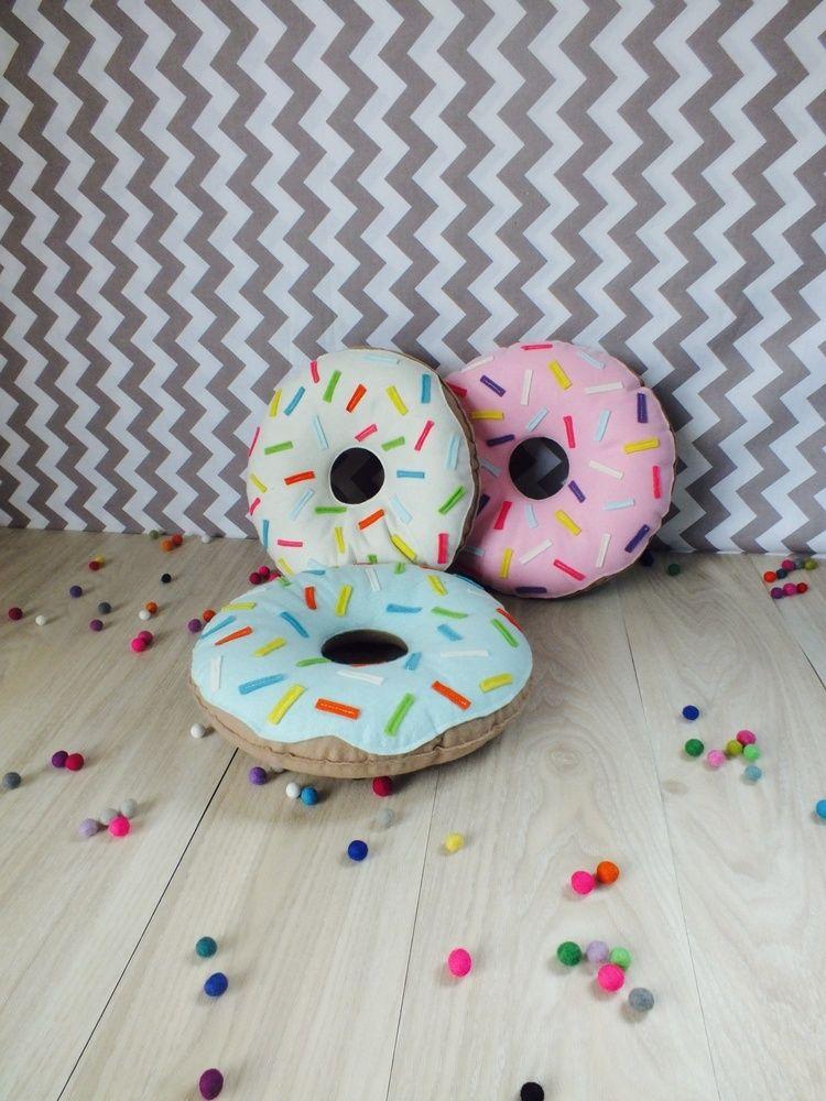 Doughnut cushion crafts donut cushion cushions
