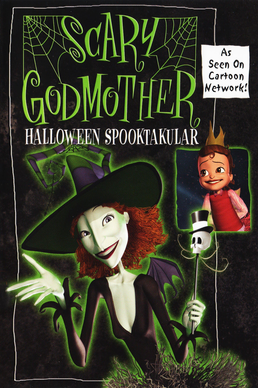 watch Scary Godmother Halloween Spooktakular Streaming VF