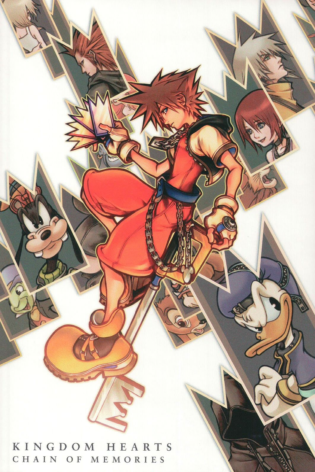 Kingdom Hearts Chain Of Memories Kingdom Hearts Wallpaper