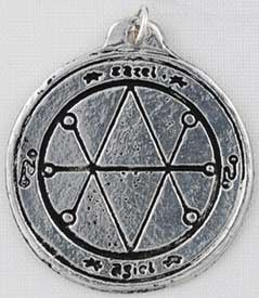 This talisman will protect its bearer against all forms of evil