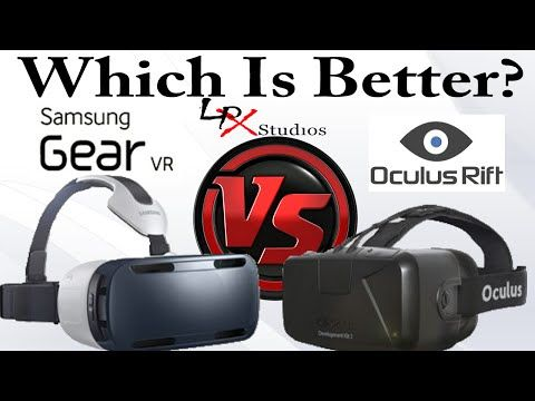 Samsung Gear Vr Note 4 Edition Vs Oculus Rift Dk2 Which Is Better