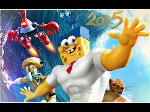 Губка Боб в 3D (2015) смотреть онлайн 1080p HD качество. Обзор от детеи...
