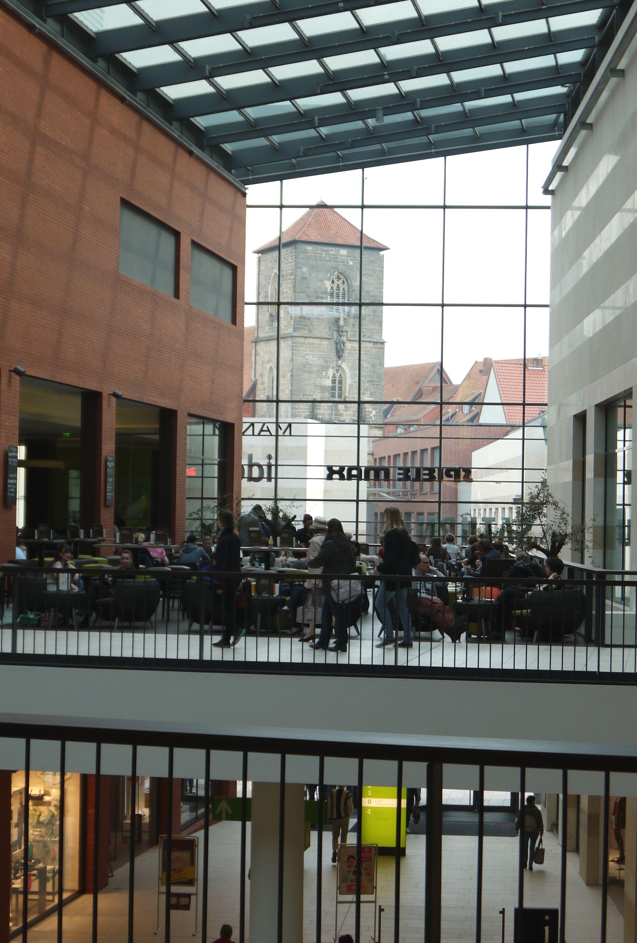 Arneken Galerie Hildesheim Places Germany