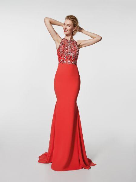 plus grand choix de bon service convient aux hommes/femmes Robes de soirée Pronovias 2018 : découvrez les modèles à ...