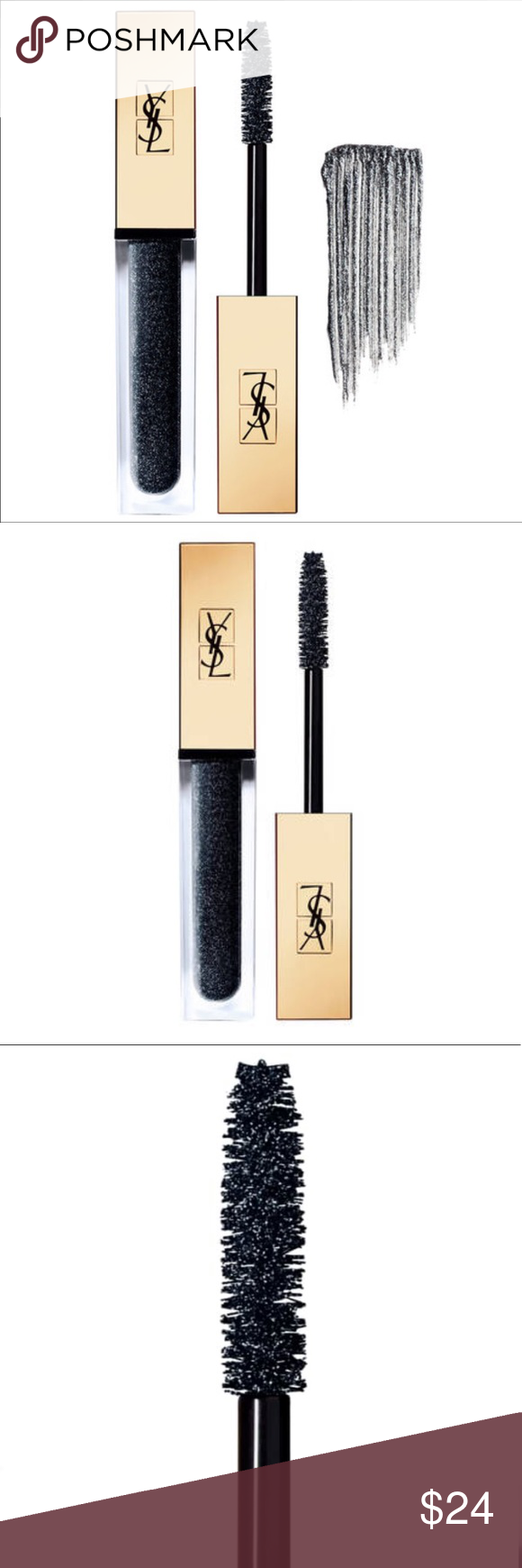 941be7b7e23 ✨NEW✨ YSL Mascara Vinyl Couture in I'm The Storm Color: 7 I'm the ...
