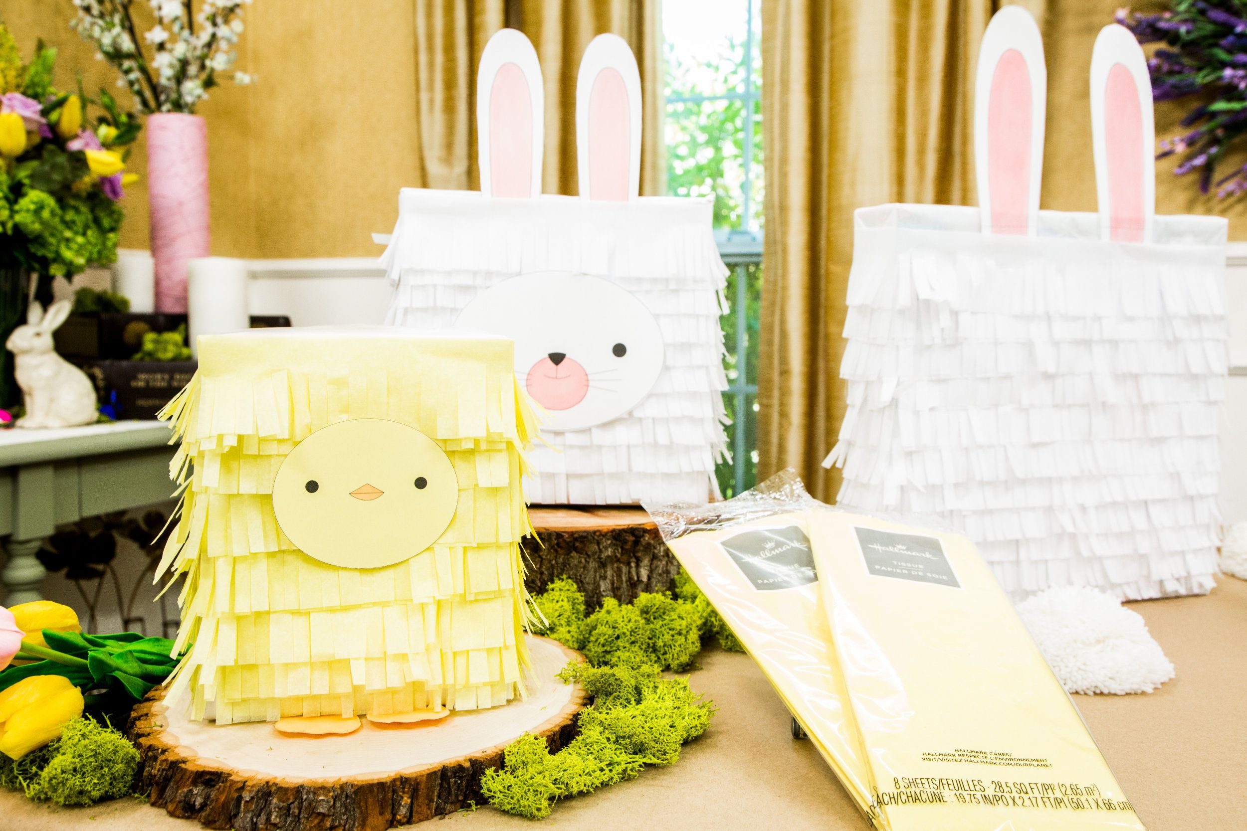 Get your easter gifts wrapped with adorable diy easter animal gift get your easter gifts wrapped with adorable diy easter animal gift boxes by maria provenzano negle Image collections
