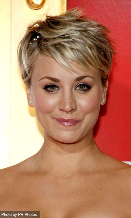hair styles for dresses hair kaley cuoco sweeting hairstyles 4895