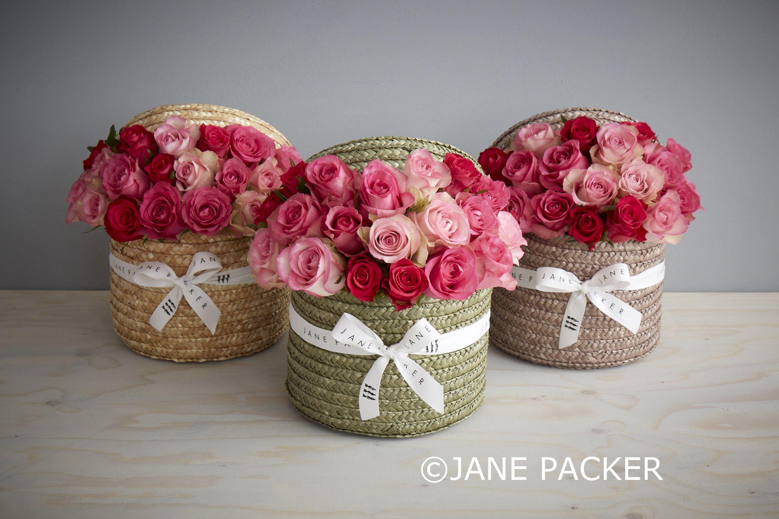 Our Jane Packer hatboxes were designed as a unique