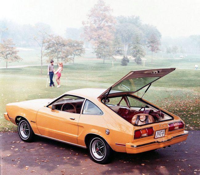 1974 Ford Mustang Mustang Ii Ford Mustang Mustang