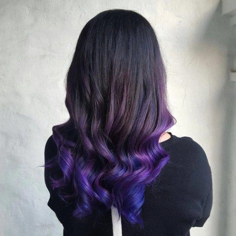 20 Dip Dye Hair Ideas Delight For All Dipped Hair Hair Dye Colors Ombre Hair Color For Brunettes