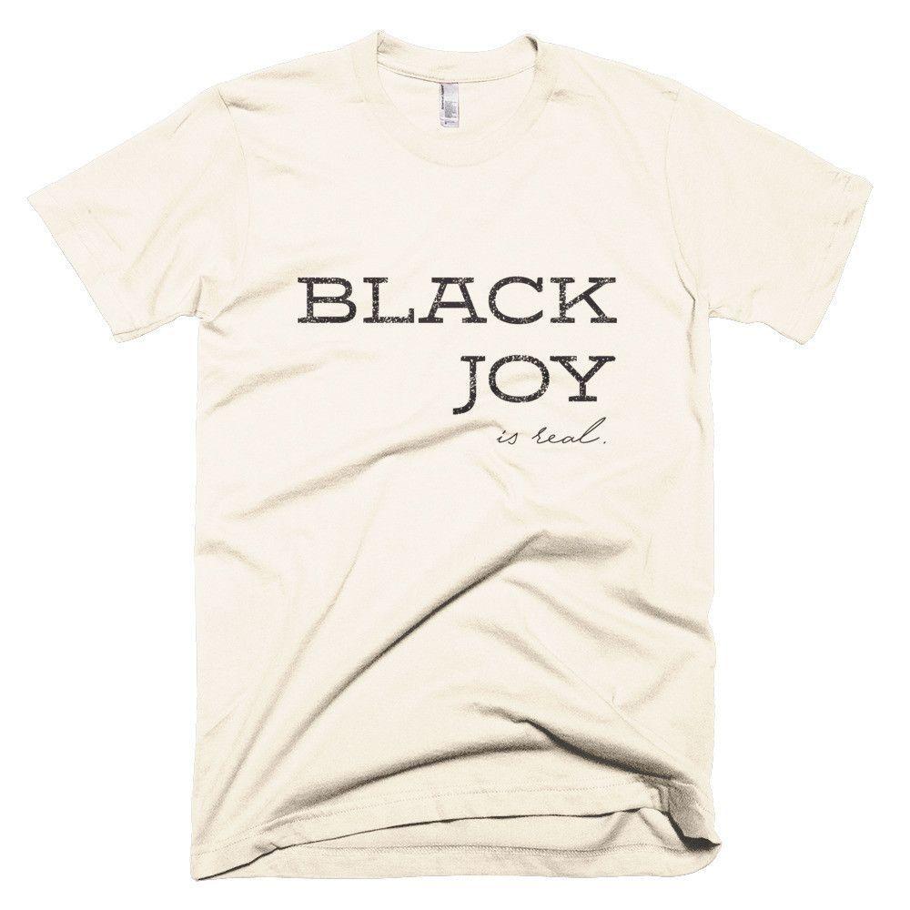 Black Joy T-Shirt (Mens) - Colors Available