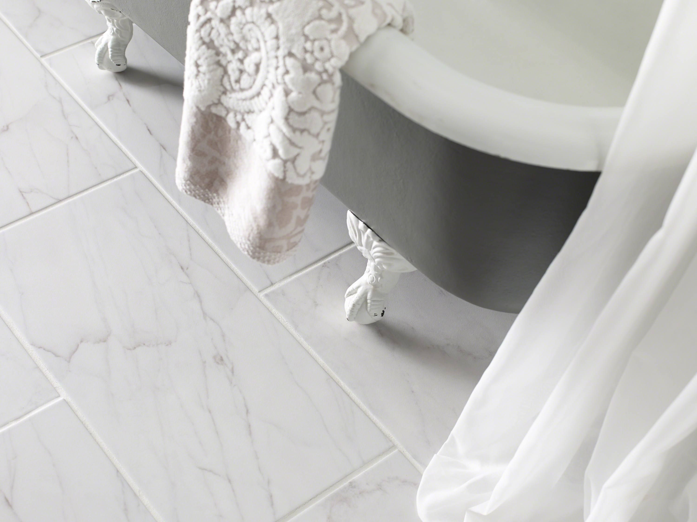 Shaw Maximus Carrara White Bathrooms Pinterest Carrara Porcelain Tile And Tile Flooring