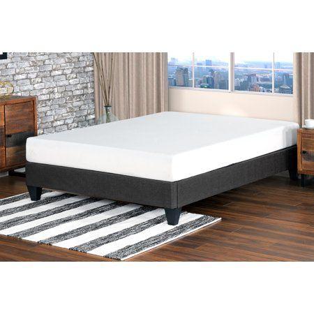 Home Upholstered Platform Bed Platform Bed Base Bed Frame