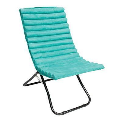 Superieur Micro Suede Memory Foam Chair, Aqua At Big Lots. #Biglots