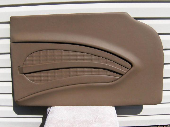 Hot Rod Interior Design | Daniel Salinas of Hot Rod Heaven in Nampa, Idaho, hand-formed this ...