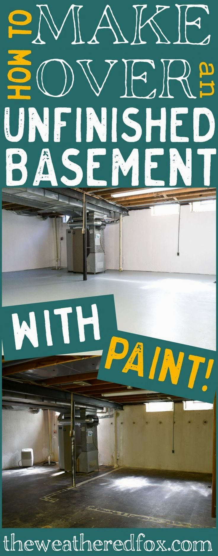 The Simple Trick To Get Your House Sold With An Unfinished Basement images