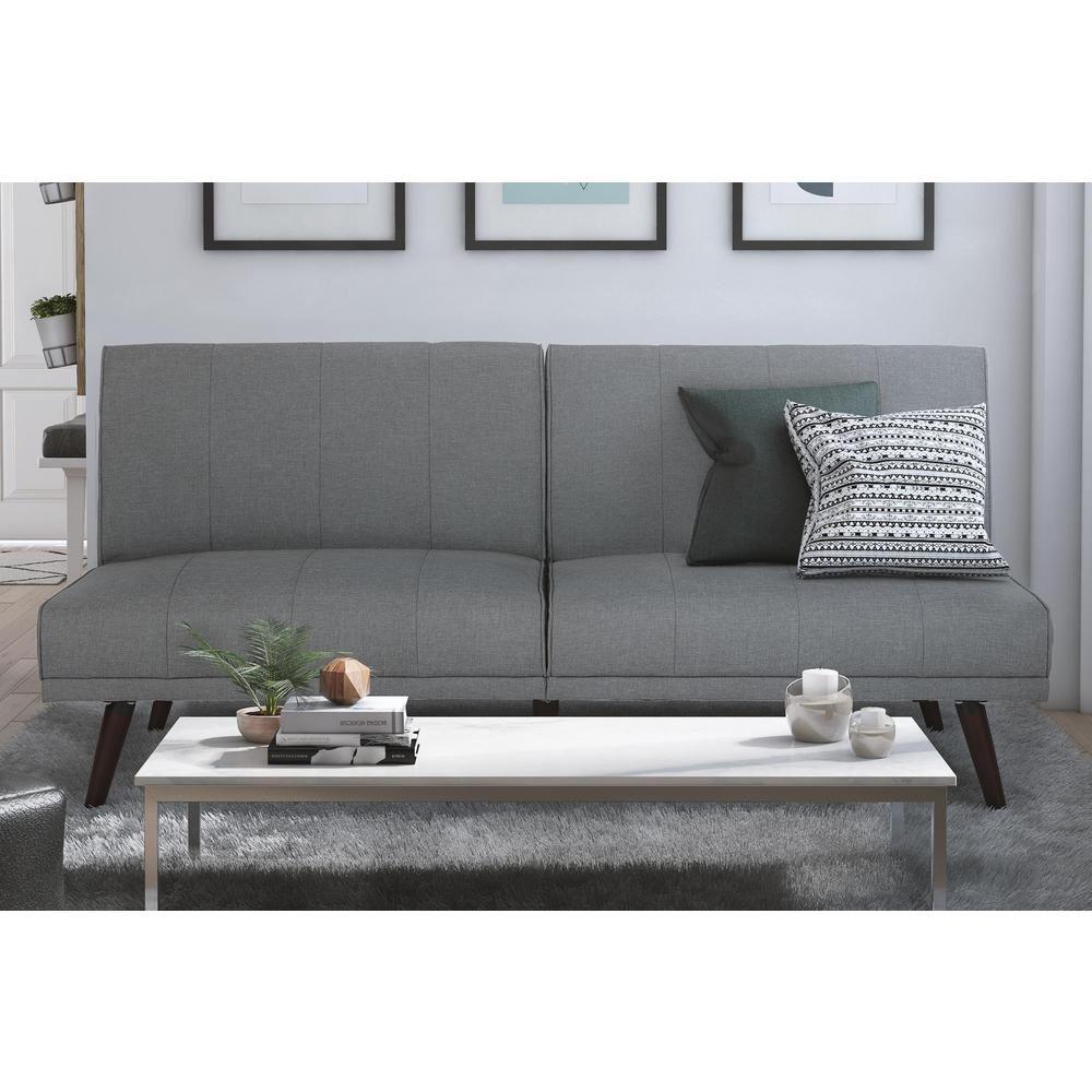 home depot futon chair