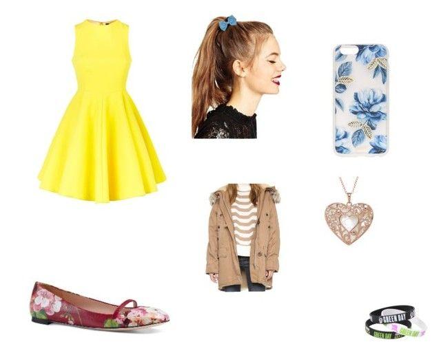"""perfect Style"" by fernanda-ojeda-vero on Polyvore featuring moda, AQ/AQ, Gucci, ASOS, Sonix y Free People"