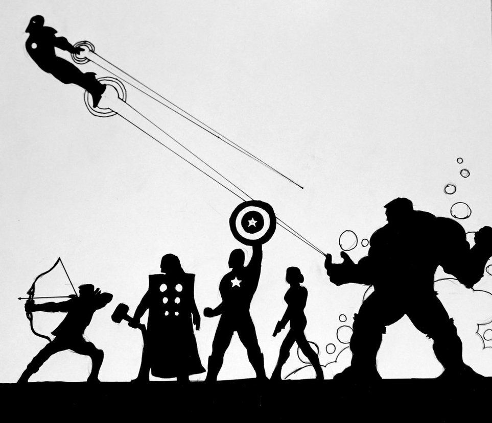 Latest And Final Instalment In The Marvel Movie Silhouette