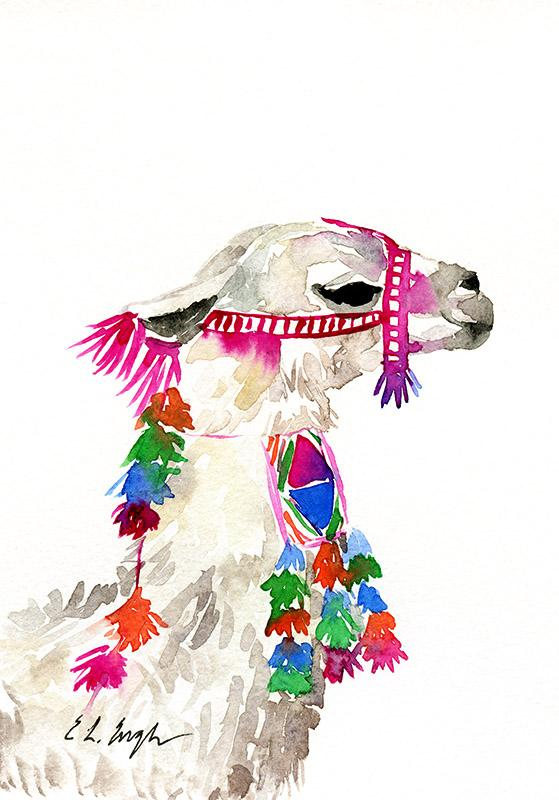 Lama Art, Original Watercolor, Watercolor Lama, Lama Gift, Lama Pa ... -  Lama Art, Original Watercolor, Watercolor Lama, Lama Gift, Lama Pa … #watercolor #Art #gift #Lama - #AbstractPaintings #Art #FineArt #Gift #Lama #original #watercolor #WatercolorPainting