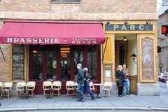 Parc Restaurant 227 South 18th Street Philadelphia Pa 19103