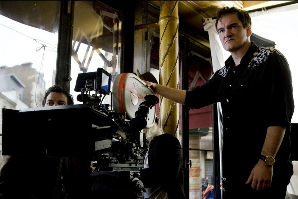 Quentin Tarantino on How His Movies Share the Same Universe