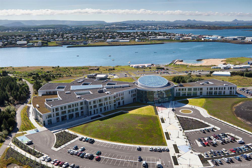 An Aerial View Of Reykjavik University Reykjavik University Is A International University Located At Th International University Private University University