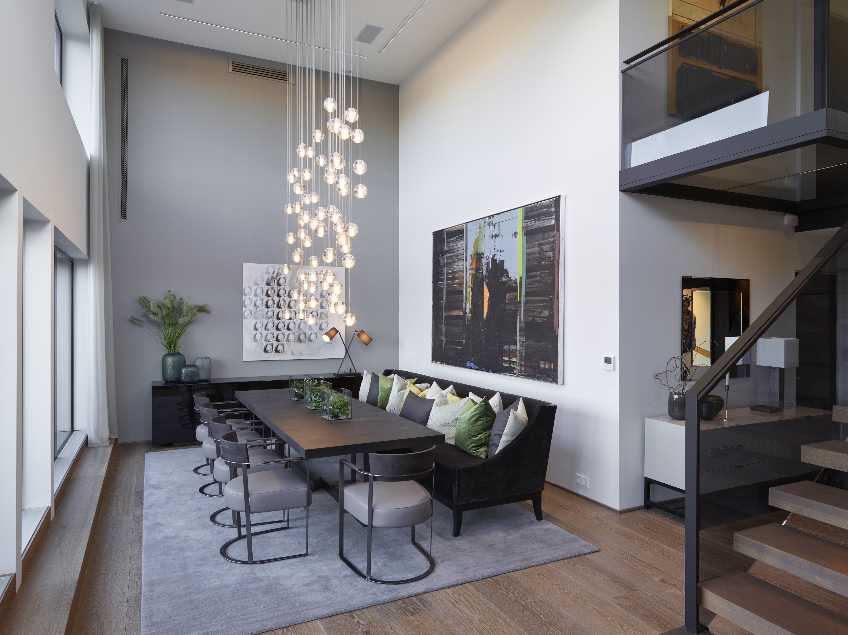 Norwegian Interiors penthouse, oslo - designednorwegian interior architect firm