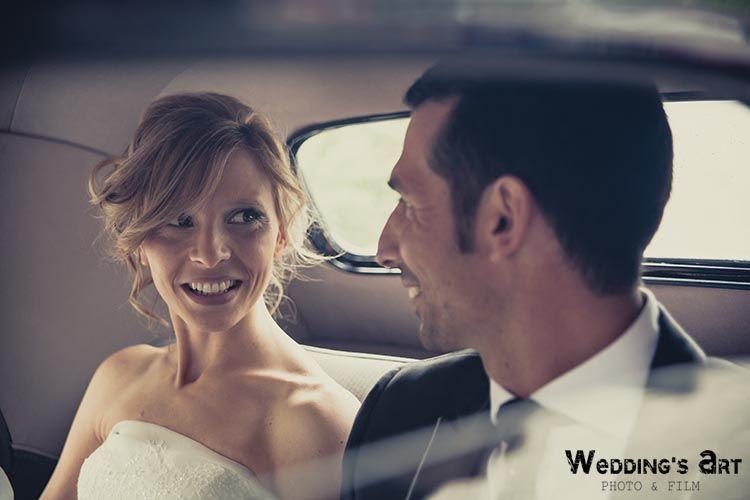 Fotografía del casament del Jordi i la Titi.