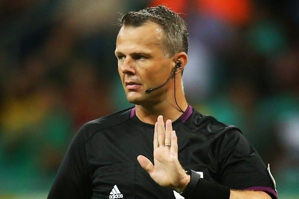Björn Kuipers pitara la final de Champions League - AMOR MADRIDISTA