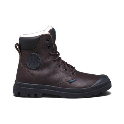 Check out my recent purchase at kswiss.com: PAMPA SPORT CUFF WPS - Accentuate your style in any kind of weather with our Pampa Sport Cuff WPS boot. Featuring a premium waterproof leather and wool lining to provide a sleek and modern look that keeps you comfortable and dry.