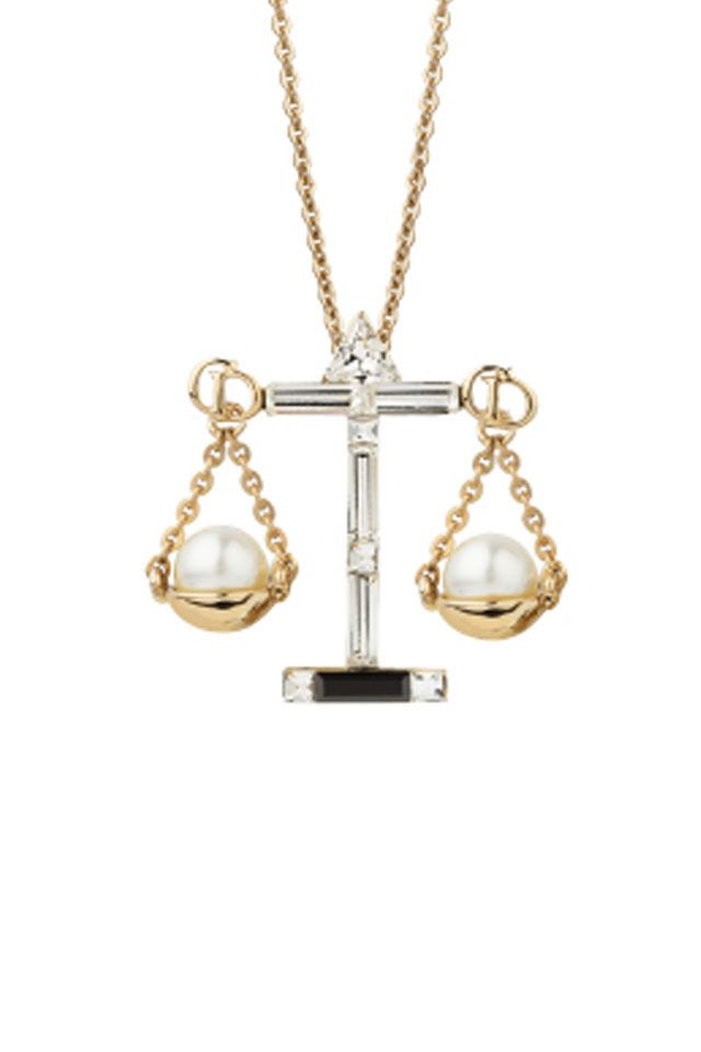 Dior scales of justice fine jewelry necklace love this since im a dior scales of justice fine jewelry necklace love this since im a paralegal now aloadofball Gallery