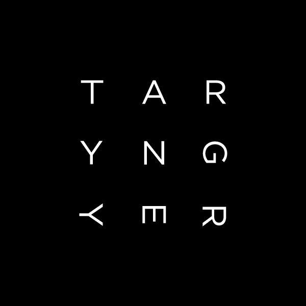 Taryn Grey Photography by Richard Baird. (2014) #logo #branding #design
