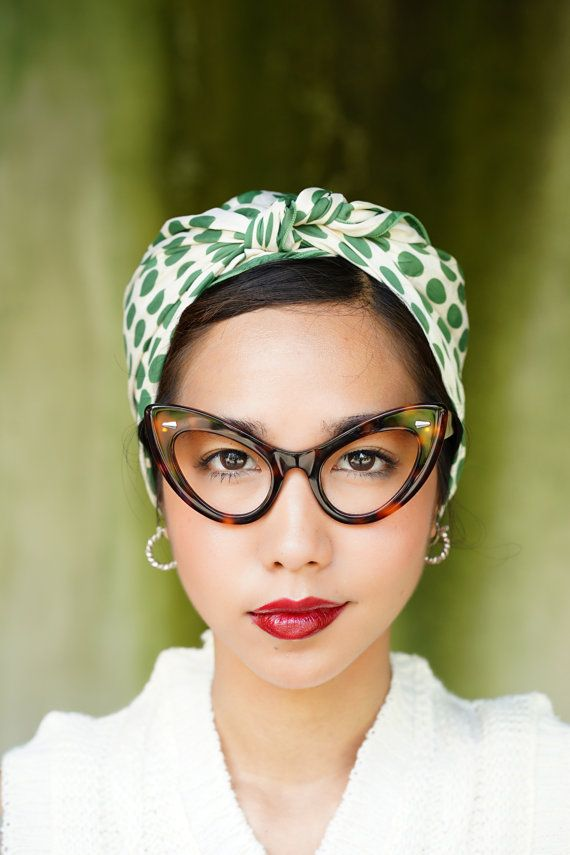 31b8abc87d0d Vintage Style Extreme Cat Eye Frames Thick Temples Very large by ...