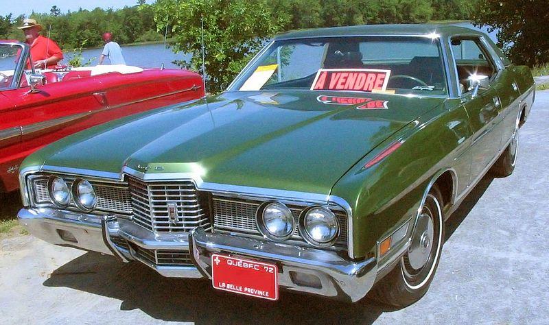 File 72 Ford Ltd Auto Classique Laval 11 Jpg Wikipedia The