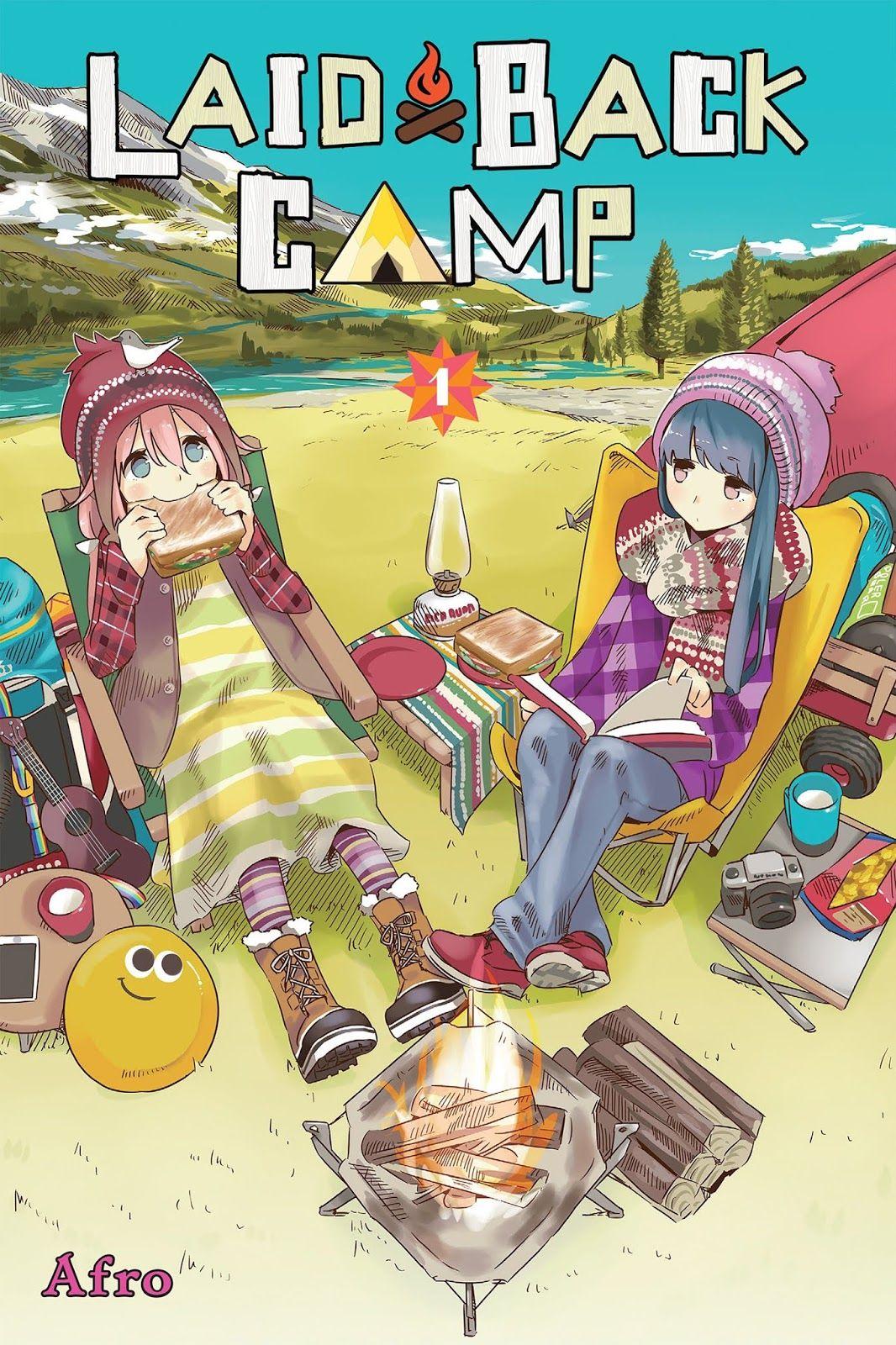 El anime ''Yuru Camp'', contará con una serie liveaction