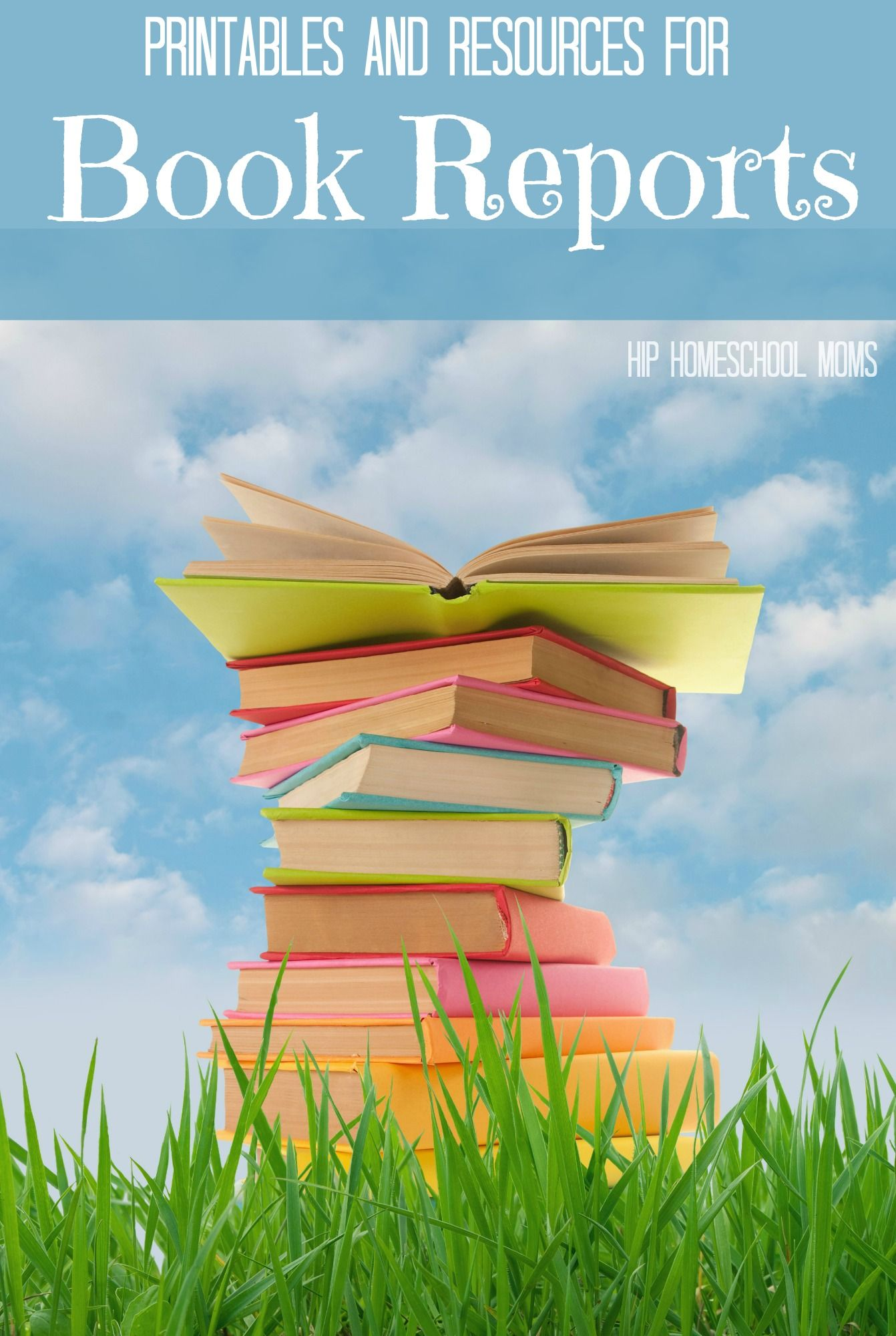 Printables And Resources For Book Reports