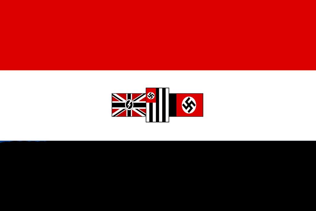 Flag of German Apartheid South Africa : vexillology | Rage's Fun