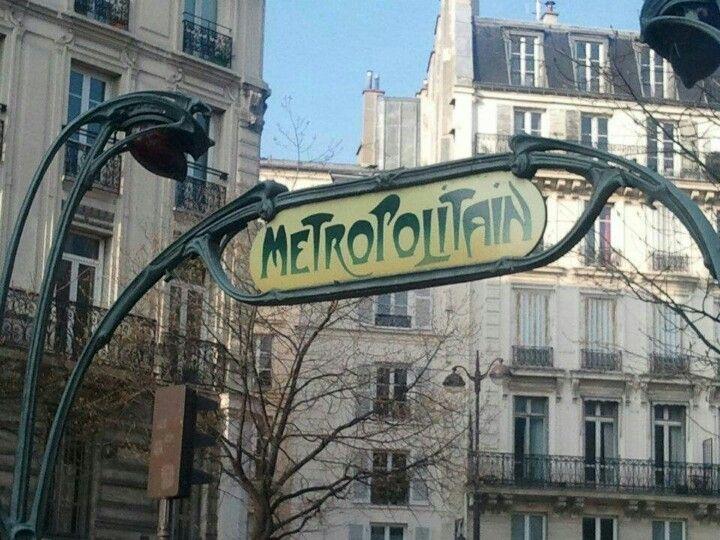 Love the metro