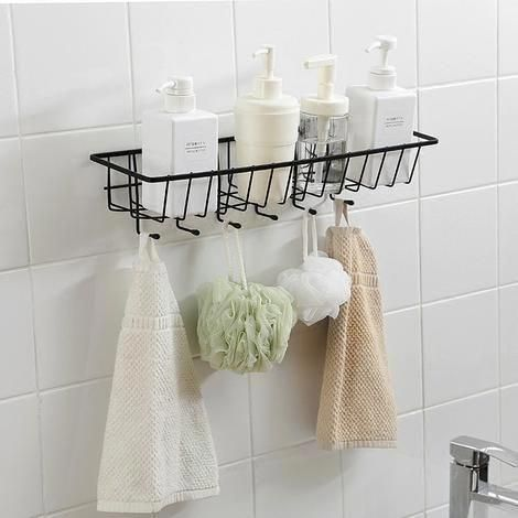 Photo of Your bathroom mess up?you need a bathroom holder to organize your towel and othe…