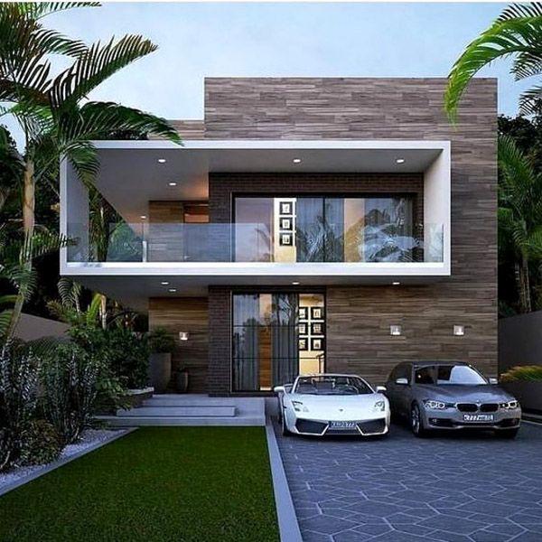 Modern House Design Ideas 2019 8 House Architecture Design House Architecture Styles Architecture House