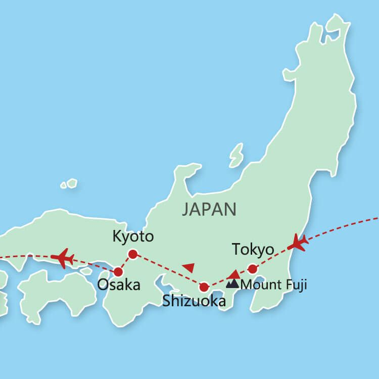 how to go to kyoto from osaka