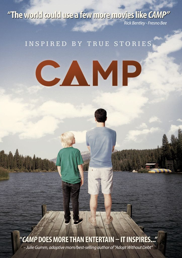 Camp movie on DVD foster kids and orphans attend summer