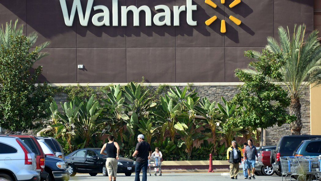 Walmart Cuts Its Sales Forecast as Holiday Hopes Darken Walmart - sales forecast