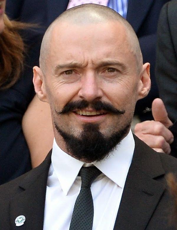 Shaved Head With Beard Beard Styles For Bald Men Bald Man - Bald head hairstyles