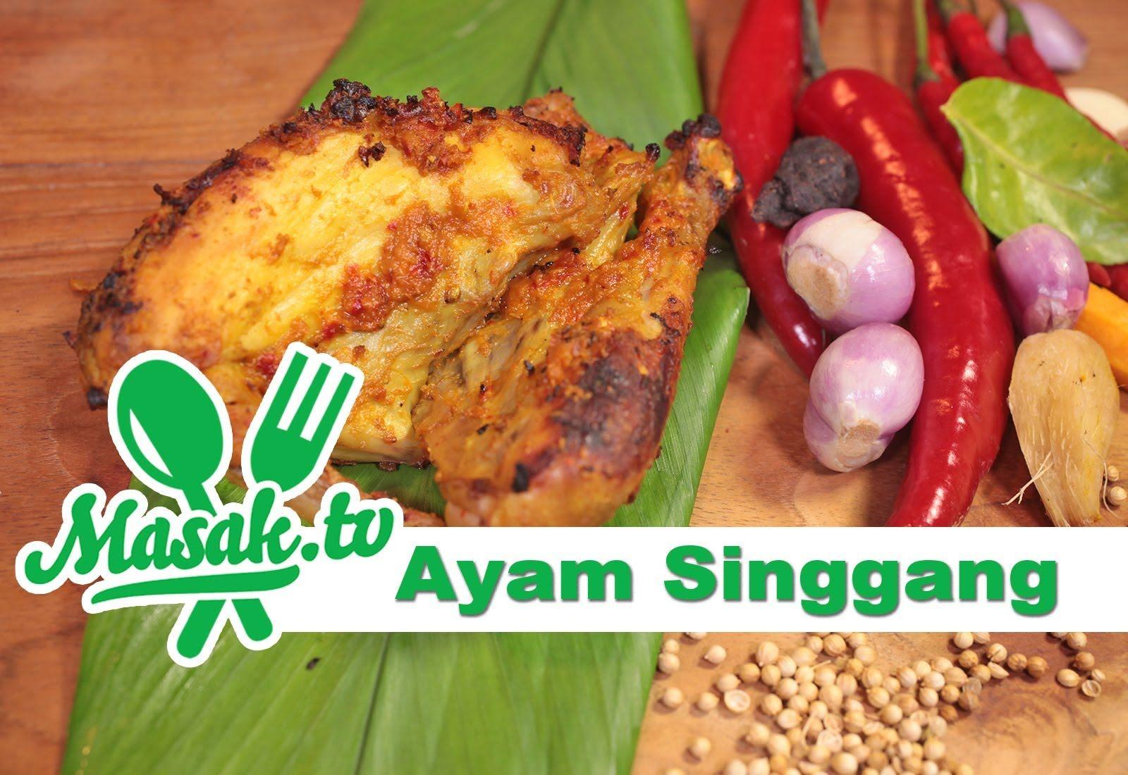 Ayam Singgang Resep 135