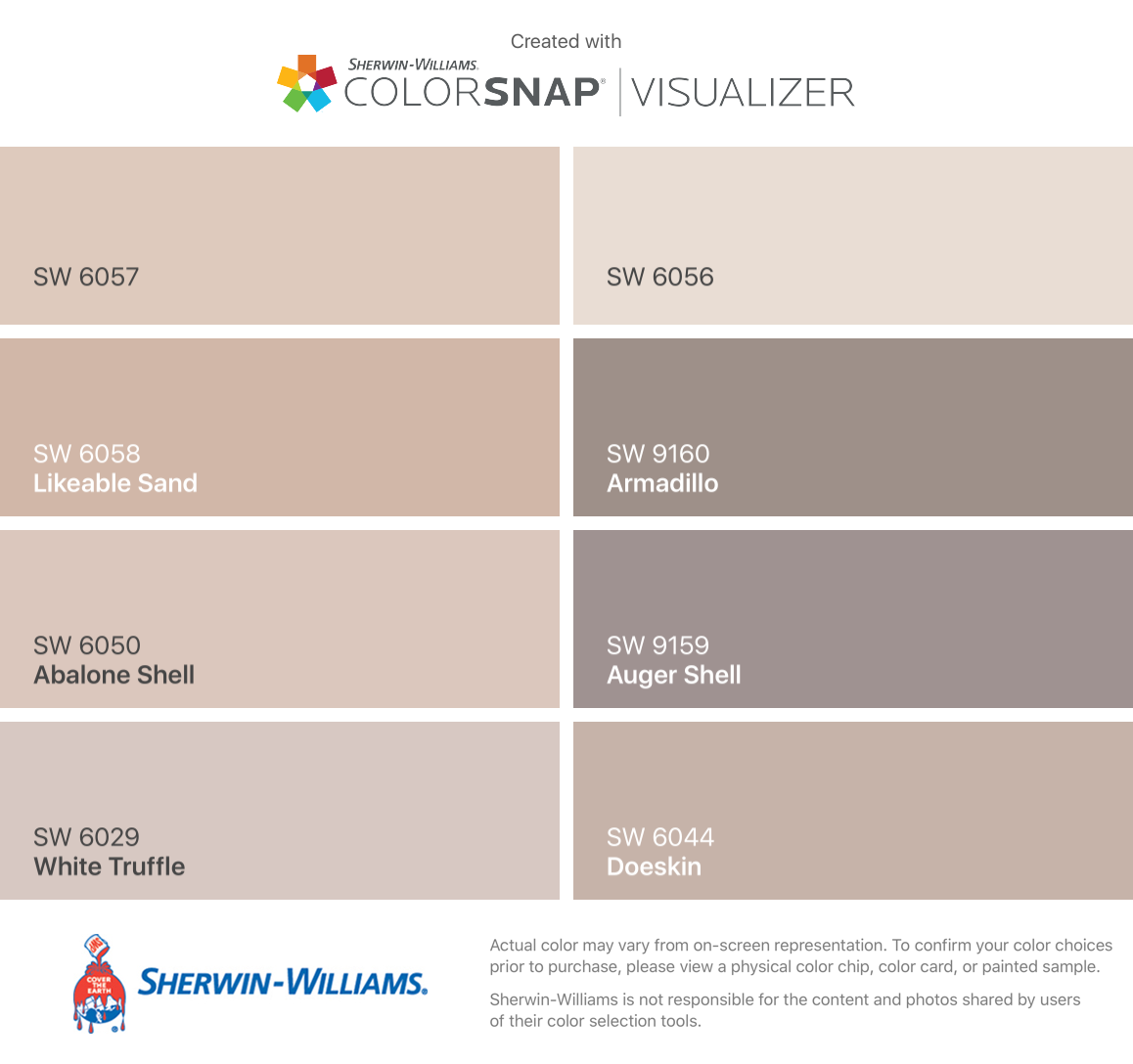 I Found These Colors With Colorsnap Visualizer For Iphone By Sherwin Williams Malte Sherwin Williams Paint Colors Kilim Beige Exterior Paint Colors For House