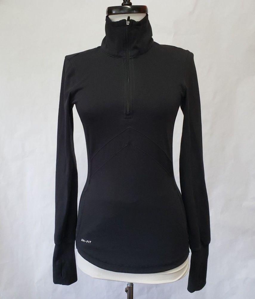 Blue W/ White Trim Nike Full-zip Chicago Marathon Dri-fit Track Jacket Sz L